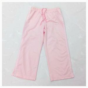 Kappa Women Size S Pink Activewear Capri Pants